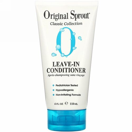 Original Sprout, Classic Collection, Leave-In Conditioner, 4 fl oz (118 ml)