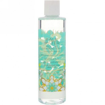 Pacifica, Kale Water Micellar Cleansing Tonic, 8 fl oz (236 ml) (Discontinued Item)