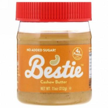 Peanut Butter & Co., ベスティ, カシューバター, 11オンス (312 g) (Discontinued Item)