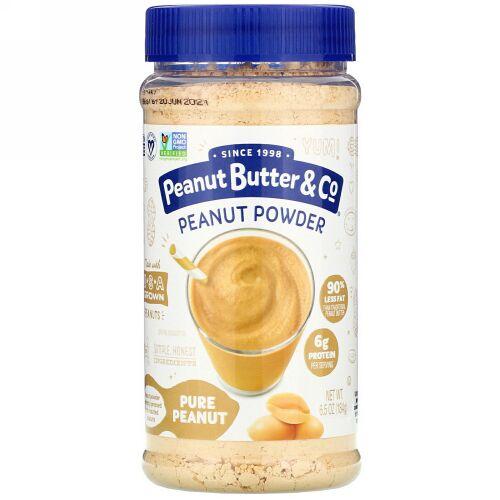 Peanut Butter & Co., Peanut Powder, Pure Peanut, 6.5 oz (184 g)