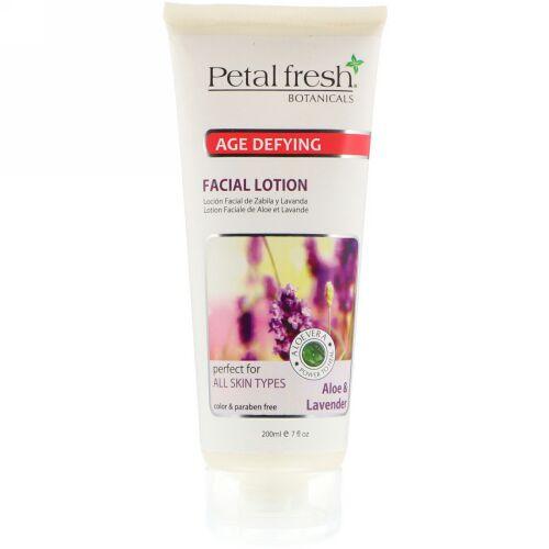 Petal Fresh, Botanicals Aloe & Lavender Facial Lotion, 7.oz (Discontinued Item)