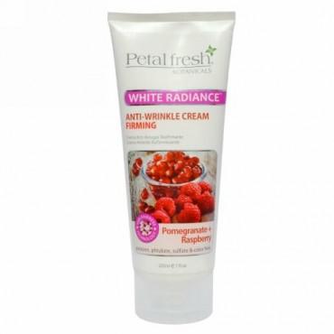 Petal Fresh, Botanicals, Anti-Wrinkle Cream, Firming, Pomegranate + Raspberry, 7 fl oz (200 ml) (Discontinued Item)