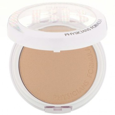Physicians Formula, Super BB, All-in-1 Beauty Balm Powder, SPF 30, Light/Medium, 0.29 oz (8.3 g)