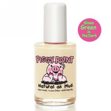 Piggy Paint, Nail Polish, Radioactive, Glows in the Dark!, 0.5 fl oz (15 ml) (Discontinued Item)