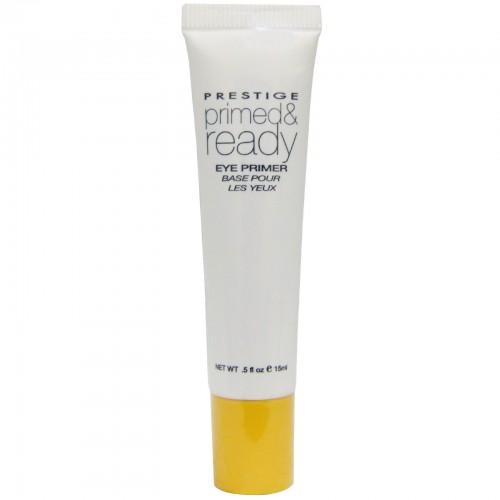 Prestige Cosmetics, プライムド & レディ アイプライマー、 .5 fl oz (15 ml) (Discontinued Item)