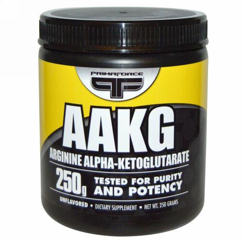 Primaforce, AAKG、無香料、250g