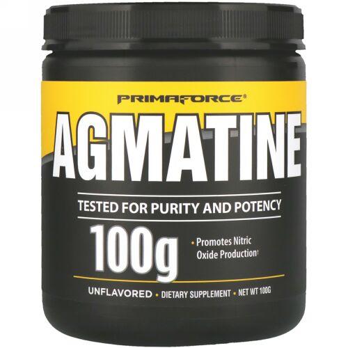 Primaforce, アグマチン、無香料、100g