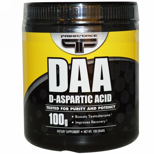 Primaforce, DAA、 D-アスパラギン酸、 100 g (Discontinued Item)