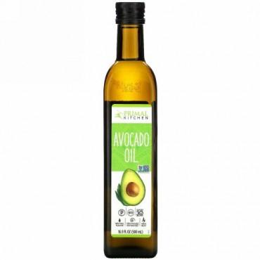 Primal Kitchen, アボカドオイル, 16.9液体オンス (500 ml)