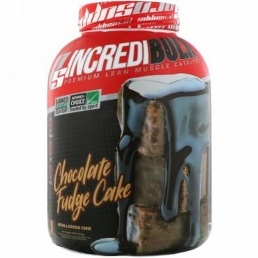 ProSupps, Incredibulk, Chocolate Fudge Cake, 6.0 lb (2722 g)