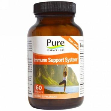 Pure Essence, 免疫 サポート システム、 60タブレット