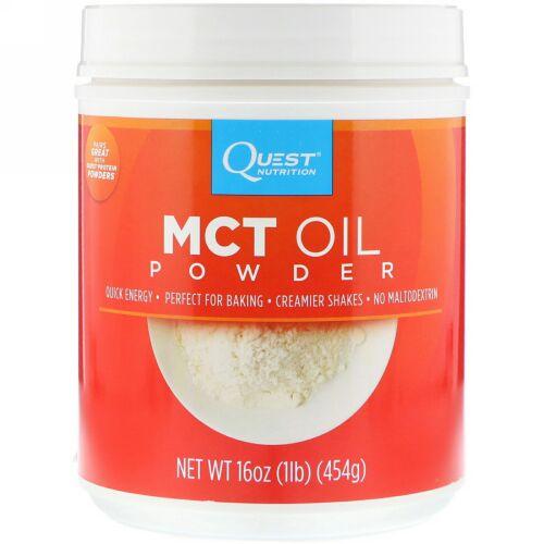 Quest Nutrition, MCTオイルパウダー、16 oz (454 g)