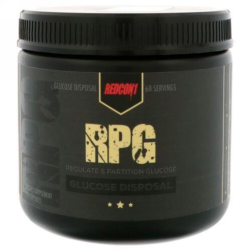Redcon1, RPG、240カプセル (Discontinued Item)