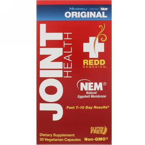 Redd Remedies, ジョイントヘルスオリジナル、植物性カプセル30粒 (Discontinued Item)