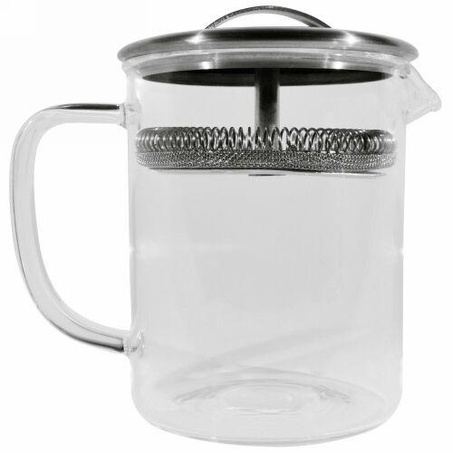 Rishi Tea, Simple Brew、ルーズリーフティーポット (400 ml)