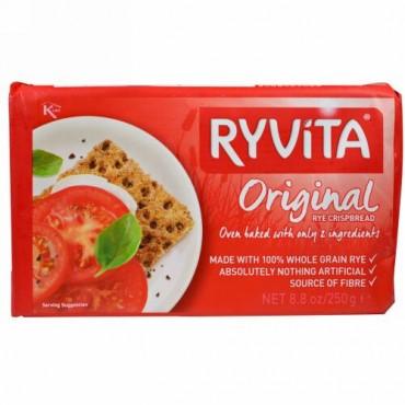 Ryvita, オリジナルライクリスプブレッド、8.8 oz (250 g) (Discontinued Item)