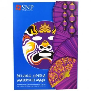 SNP, 北京オペラウォーターフルマスク、 10 マスク x 各(25 ml) (Discontinued Item)