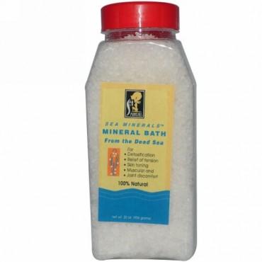 Sea Minerals, ミネラルバスソルト、32 oz (906 g)