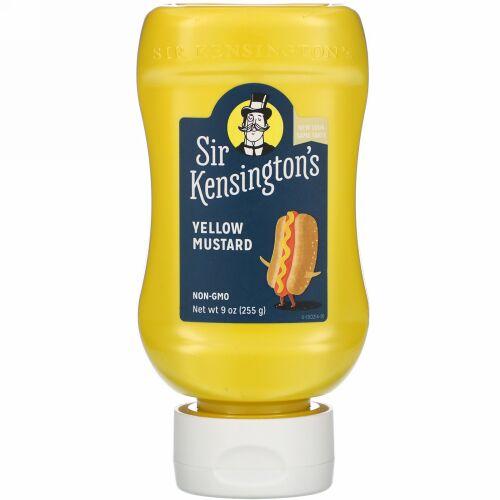 Sir Kensington's, イエローマスタード、9オンス(255g)