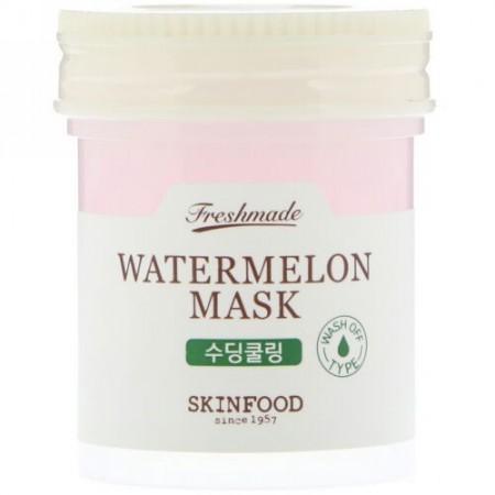 Skinfood, 新鮮なスイカのマスク、癒し、90 ml (Discontinued Item)