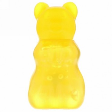 Skinfood, Gummy Bear Jelly Hand Gel, Pineapple, 1.52 fl oz (45 ml) (Discontinued Item)