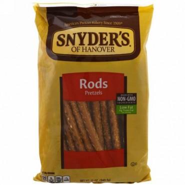 Snyder's, プレッツェルロッド、12オンス (340.2 g)