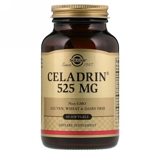 Solgar, Celadrin, 525mg, 60 Softgels (Discontinued Item)