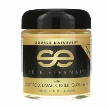 Source Naturals, Skin Eternal Cream、 4 オンス (113.4 g)