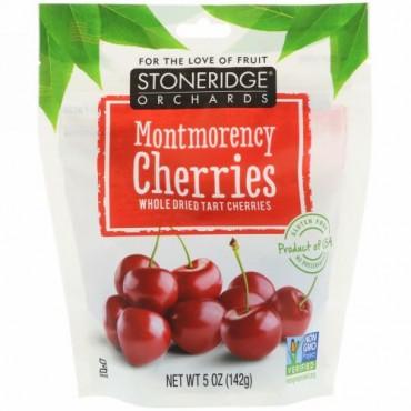 Stoneridge Orchards, モンモランシー・チェリー、完全乾燥タルト・チェリー、5 oz (142 g)