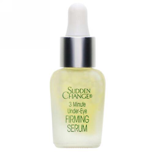 Sudden Change, Under-Eye Firming Serum, .23 fl oz (7 ml) (Discontinued Item)