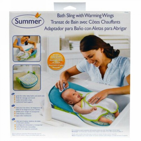 Summer Infant, バススリング 、 ウィーミングウィング、 1セット (Discontinued Item)
