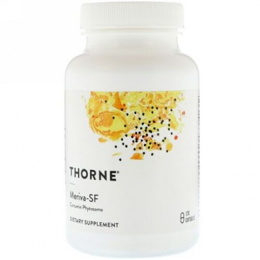 Thorne Research, メリバSF、120粒
