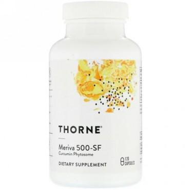 Thorne Research, Meriva 500-SF、カプセル120錠
