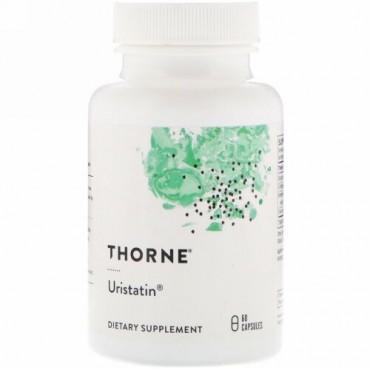 Thorne Research, ユリスタチン(Uristatin)、60カプセル