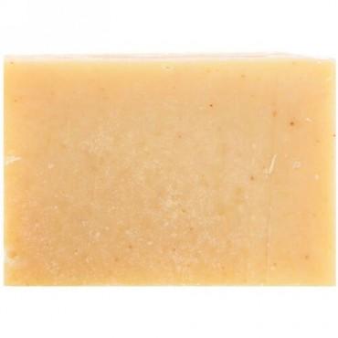 Tierra Mia Organics, Raw Goat Milk Skin Therapy, Body Soap Bar, Sportsman, 3.8 oz (Discontinued Item)