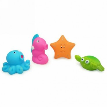 Tolo Toys, Tolo Splash, Ocean Squirters, 6+ Months (Discontinued Item)