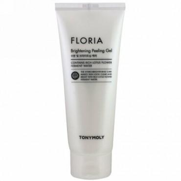 Tony Moly, Floria, Brightening Peeling Gel, 150 ml