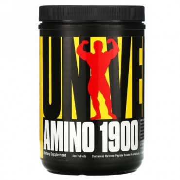 Universal Nutrition, アミノ1900、300粒