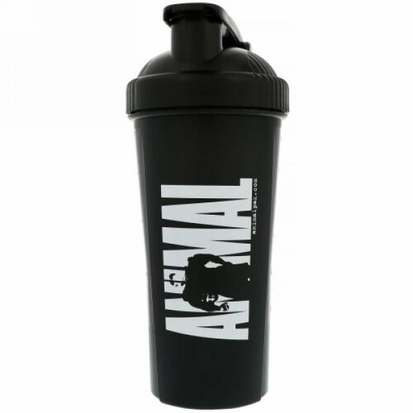 Universal Nutrition, アニマルシェイカーカップ、ブラック/ホワイト、30 oz