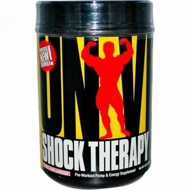 Universal Nutrition, ショック療法, 運動前の血流促進とエネルギー, クライドのハード・レモネード, 1.85 ポンド (840 g) (Discontinued Item)
