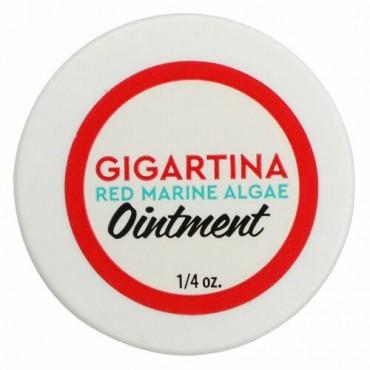Vibrant Health, Gigartina 紅海藻軟膏, 1/4 オンス