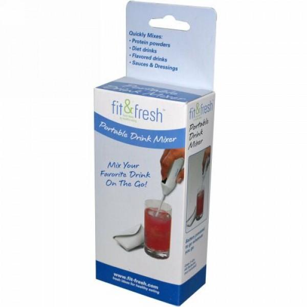 Vitaminder, フィット&フレッシュ、 ポータブルドリンクミキサー (Discontinued Item)