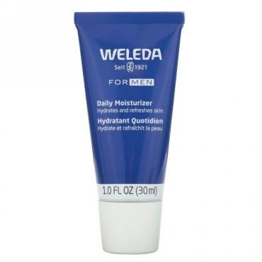 Weleda, Daily Moisturizer For Men, 1.0 fl oz (30 ml)