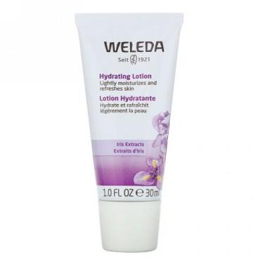 Weleda, Hydrating Lotion, Iris Extracts, 1.0 fl oz (30 ml)