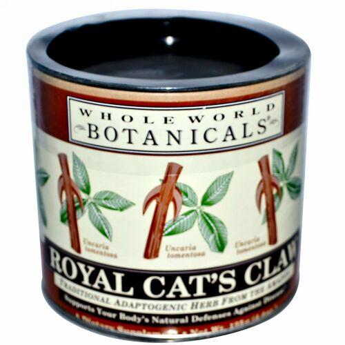 Whole World Botanicals, ロイヤルキャッツクロー、4.4 oz (125 g)