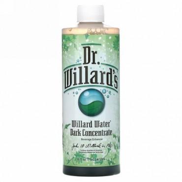 Willard, Willard Water, Dark Concentrate, 16 fl oz (473 ml)