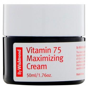 Wishtrend, ビタミン 75 マキシマイジングクリーム、1.76 oz