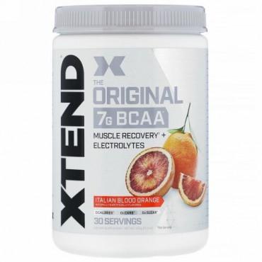 Xtend, オリジナル7G BCAA、イタリアンブラッドオレンジ、435g(15.3オンス)