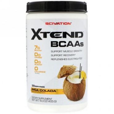 Xtend, Xtend、BCAAs、ピニャコラーダ、14.3 oz (405 g) (Discontinued Item)
