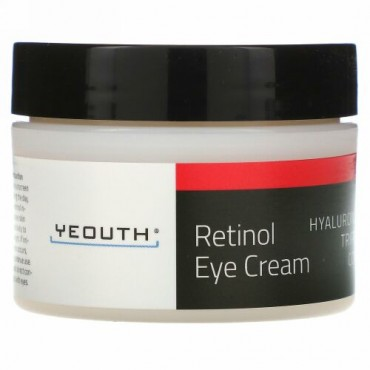 Yeouth, レチノールアイクリーム、30ml(1液量オンス)